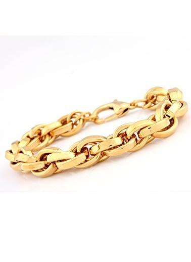 Welch Steel Bileklik Altın